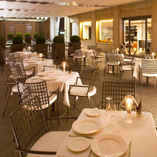 Noches de m�sica en la terraza del Gallery Hotel | Caf� del Gallery