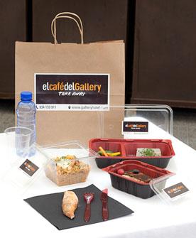 El Caf� del Gallery estrena el servicio Take Away | Caf� del Gallery